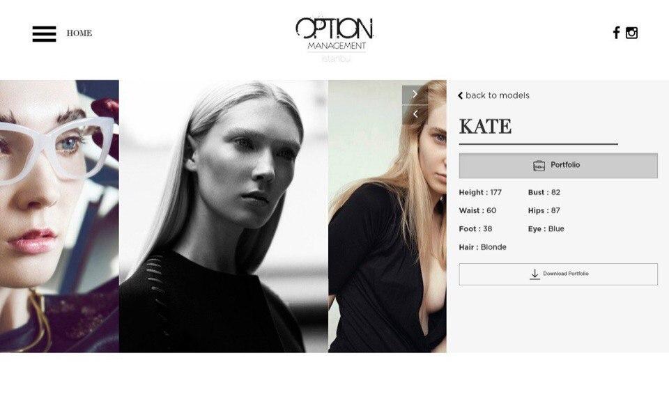 model agency istanbul